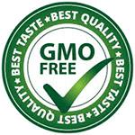 GMO-FREE GUARANTEED